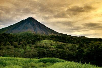 Nicaragua Rundreise Arenal Vulkan