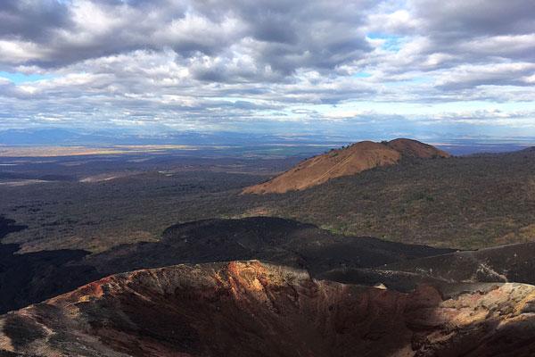 Nicaragua Reisebericht Cerro Negro