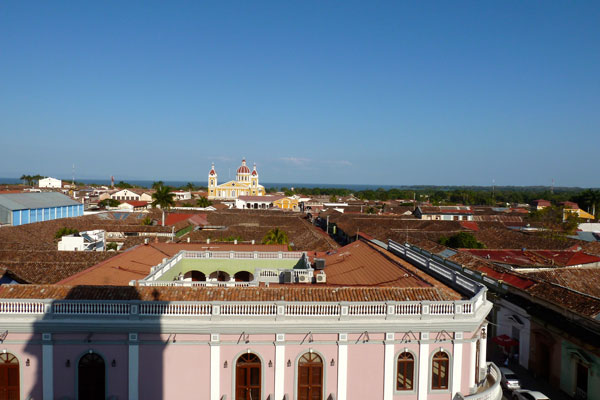 Nicaragua Reisebericht Granada