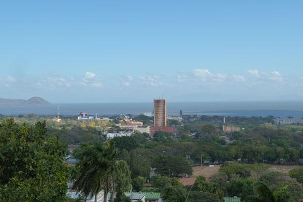 Nicaragua Reisebericht Managua