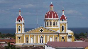 Nicaragua Rundreise Granada