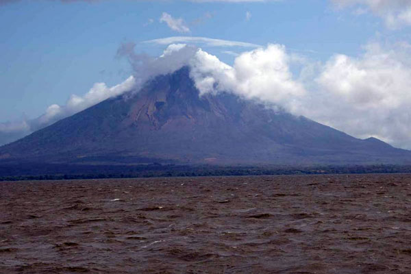 Nicaragua Rundreise Ometepe