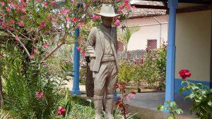 Nicaragua Rundreise Sandino Denkmal