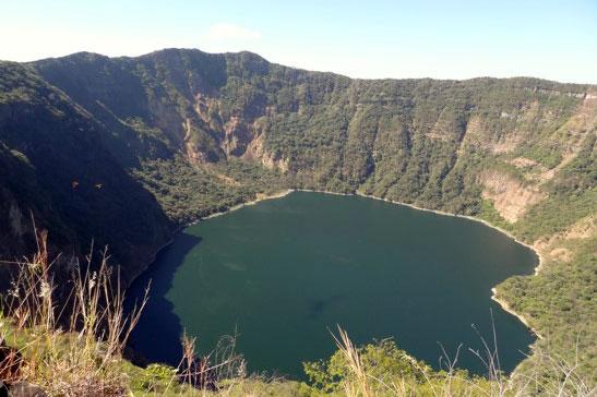Little-Corn-Island-Kratersee-Cosigueina