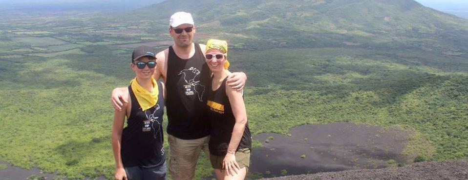 Cerro Negro Vulkan