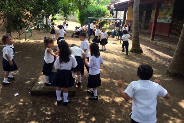 Freiwilligenarbeit Nicaragua Schule