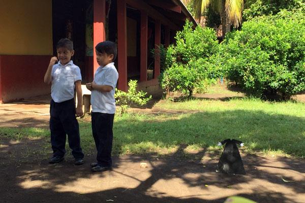 Freiwilligenarbeit Nicaragua Kindergarten