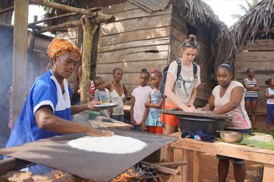 Nicaragua Bildungsreisen Karibik