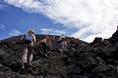 Nicaragua Reisen - Themenreise Wandern