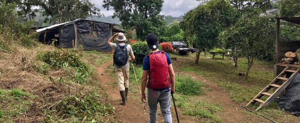 Wandern Nicaragua im Norden
