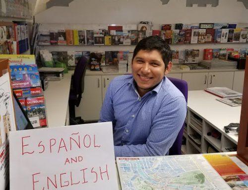 Lernen von den Profis für ein funktionierendes Tourismusbüro in León