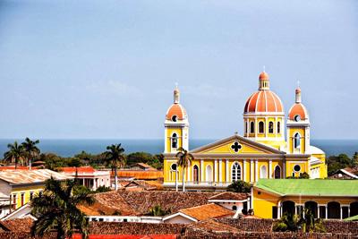 Spanisch Lernen in Nicaragua Granada