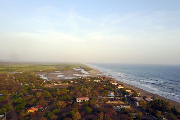 Strände in Nicaragua - Las Penitas