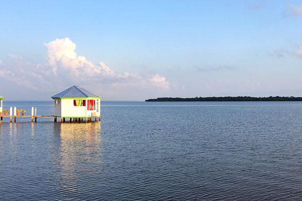 Pearl Lagoon Nicaragua Lagune