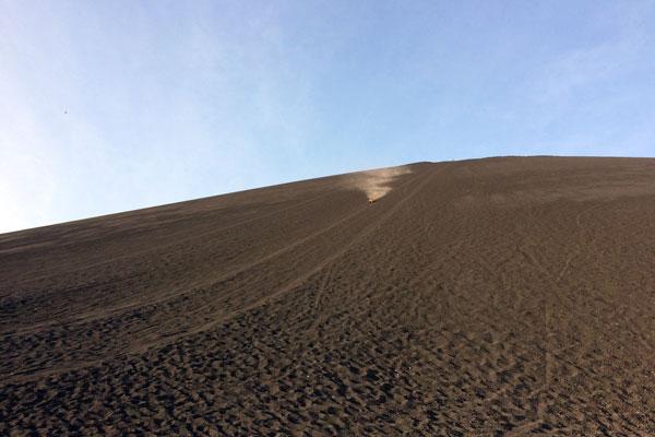 Vulkan Surfen Cerro Negro Boarding