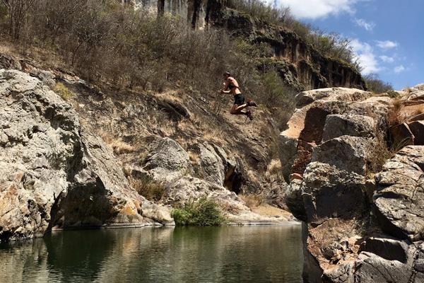 sprung somoto canyon