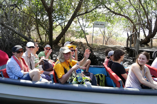 Exkursion Nicaragua 2018
