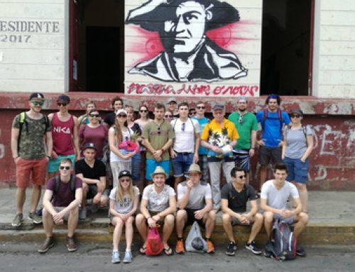 Die achte Universitätsexkursion nach Nicaragua