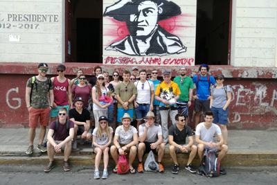 Uni Exkursion 2018 Nicaragua