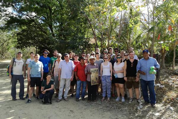 exkursion geografie 2018 Nicaragua
