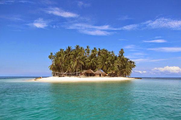 San Blas Panama Karibik