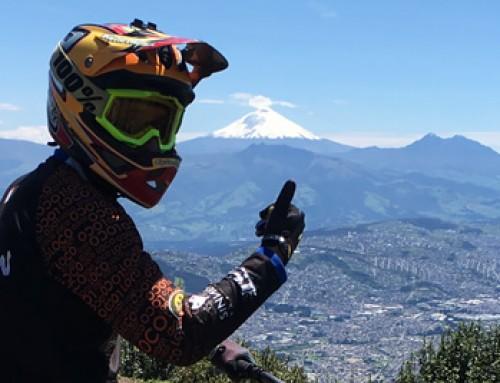 NEU im Februar 2019: Mit dem Mountainbike die Berge Ecuadors entdecken