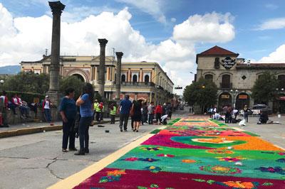 Spanisch Lernen & Rundreise Guatemala